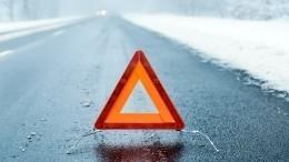Четыре человека пострадали врезультате опрокидывания автобуса под Кемерово