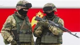Popcorn под стрельбу илязг оружия: бойцы СОБР Москвы выпустили неожиданный кавер