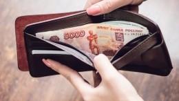 После новогодних праздников вРоссии введут новые правила оплаты наличными