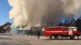 Обгорели крыша истены: сотрудники МЧС потушили огонь вблаговещенском аэропорту
