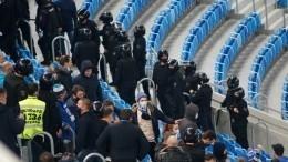 Ккаким последствиям приведет драка фанатов наматче «Зенита» и«Спартака»?