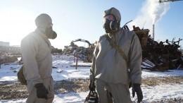 Режим ЧСвУсолье-Сибирском может быть снят неранее 2023 года