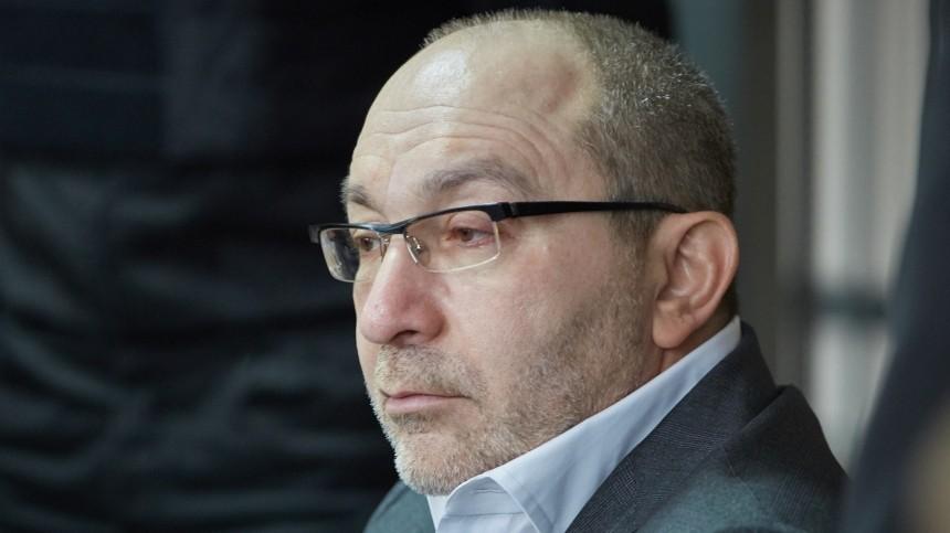 Названа причина смерти мэра Харькова Геннадия Кернеса