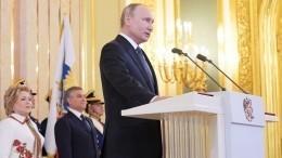 Путин рассказал, готовли пойти напятый президентский срок