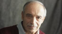 «Немог говорить»: Поргина рассказала опоследних днях Гафта