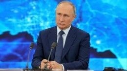 Путин— Западу: зачто вывводите санкции вотношении крымчан?