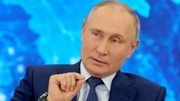 «Да! Мыбелые ипушистые»— Путин резко ответил навысказывания Запада
