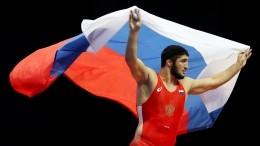 Спортсмены изРФнесмогут выступать под своим флагом додекабря 2022-го