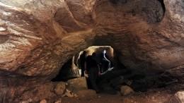 Туристическая группа сдетьми пропала впещерах под Москвой