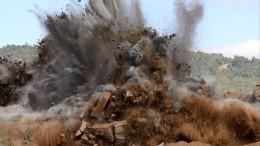 Смертник устроил взрыв настадионе вСомали— погибли высокопоставленные чиновники
