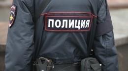 Поподозрению вубийстве вСтаврополье задержан полицейский