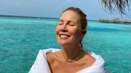 «Инь иянь»: Лена Летучая показала откровенное фото вванне