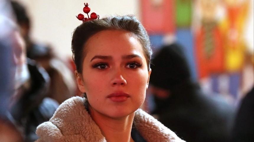 Алина Загитова обошла Ольгу Бузову врейтинге лучших женщин-телеведущих