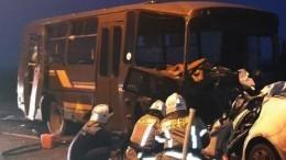 Стало известно осостоянии призывников, автобус скоторыми попал вДТП наКубани