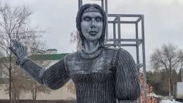 Открытый вНововоронеже памятник Аленке сделали поводом для мемов ишуток
