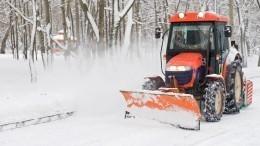 Снежный шторм стал причиной смертельного ДТП под Краснодаром