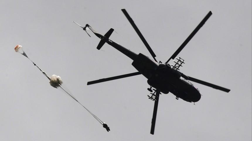 Летающую боевую машину десанта суспехом испытали вРоссии