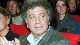 «Мой родственник»: Хазанов обумершем создателе «Ну, погоди» Курляндском