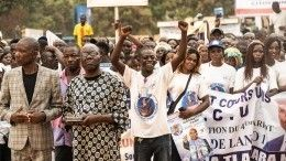 «Повод для обеспокоенности»: Песков омятеже вЦентральноафриканской республике