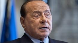 Берлускони заявил, что рыбаки вЛивии были освобождены благодаря Путину