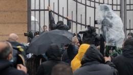 «Здесь непоявится!»— оппозиция планирует новые акции против Пашиняна вСюнике