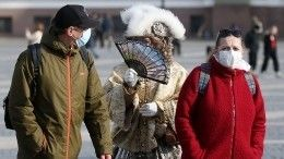 Роспотребнадзор рекомендовал петербуржцам непокидать город