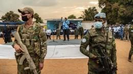 Посол России опроверг сообщения опереброске российских военных вЦАР
