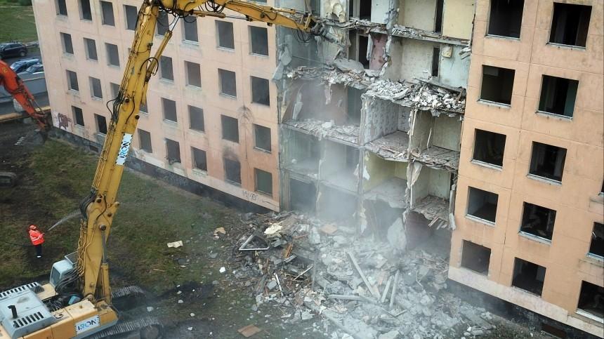 Как изменятся правила расселения аварийных домов?