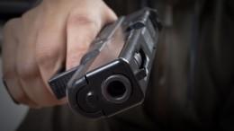 Вооруженный пистолетом мужчина напал набанк вцентре Москвы