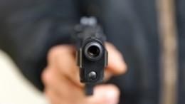 Фото преступника, ворвавшегося вбанк Москвы соружием