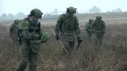 Путин иМакрон обсудили ситуацию вНагорном Карабахе