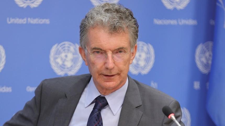 Зампостпреда РФпри ООН проводил немецкого коллегу словами Жванецкого