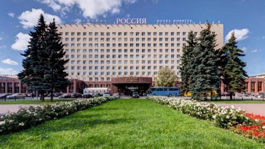 ВПетербурге наместе гостиницы «Россия» хотят построить небоскреб