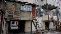 Путин оветхом жилье: нужно позорную страницу закрывать ивытаскивать людей изтрущоб