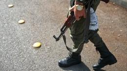 Российские исирийские военные провели совместные учения вТартусе