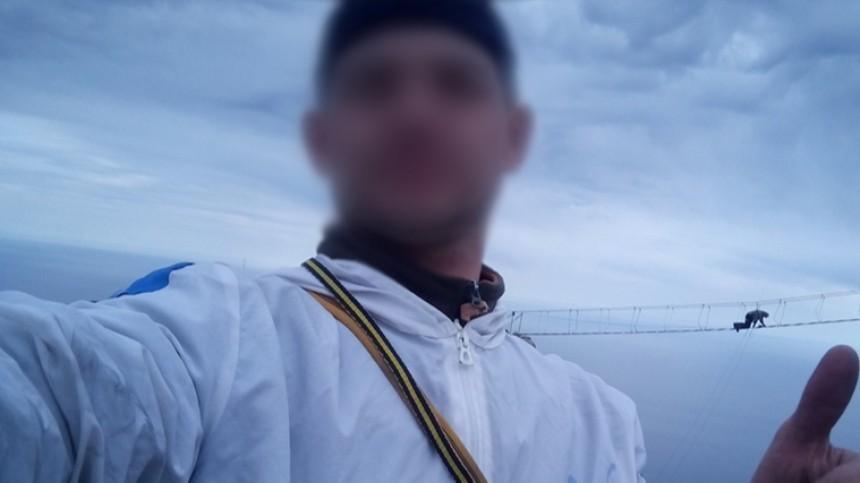 Фото подозреваемого вжестоком убийстве хореографа вМоскве