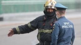 Крыша ангара рухнула насамолеты вАпатитах Мурманской области