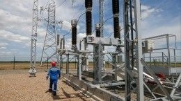 Три новые электроподстанции открыли вРоссии