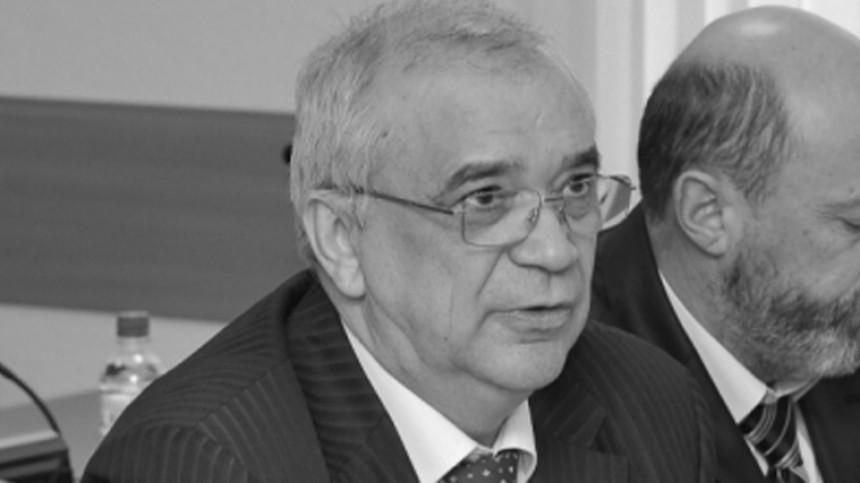 Бизнесмен изсписка Forbes Владимир Христов умер вМоскве