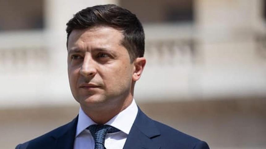 Зеленский заявил оневозможности выхода Украины изМинских соглашений