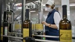 Крымская «Массандра» возобновила поставки продукции наТайвань— видео