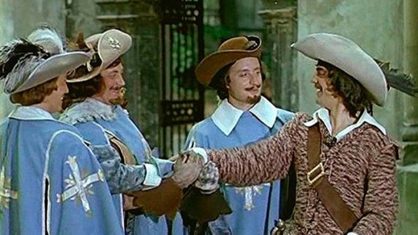Как изменились актеры фильма «Д'Артаньян итри мушкетера»— фото