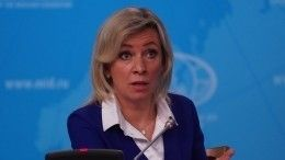 Захарову удивили обвинения Лондона в«вызывающем поведении России»