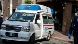 Автомобиль протаранил детский сад вЯпонии, семь человек пострадали
