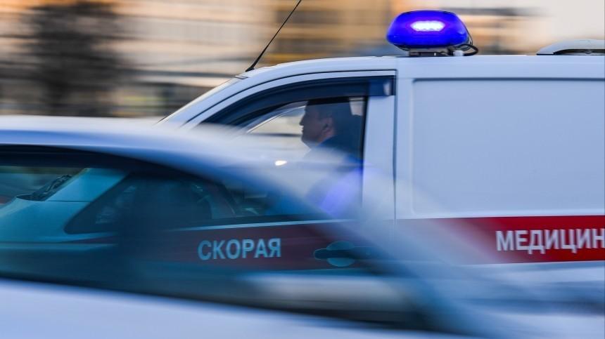 Школьнику отрезало ноги наж/д путях вСанкт-Петербурге