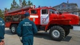 Путин поздравил сотрудников иветеранов МЧС сДнем спасателя