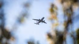 Самолет, летевший изСургута вПетербург, вернулся ваэропорт из-за сработавшего датчика