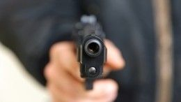 Мужчина, недовольный катаниями наватрушке, открыл стрельбу ушколы