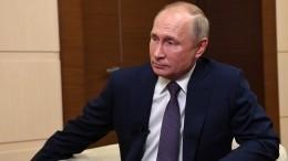 Песков: За20 лет уПутина «сформировался иммунитет» против атак нанего