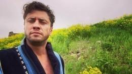 «Джиган померещился»: Прилучный лишился волос ради новой роли— видео